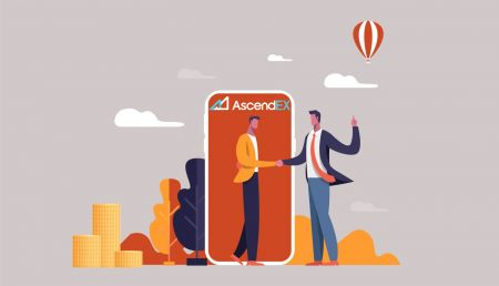 How to join Affiliate Program and become a Partner in AscendEX