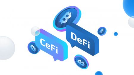 DeFi vs. CeFi: What are the differences in AscendEX